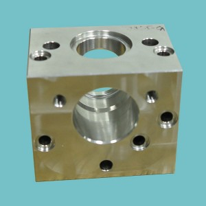 Hydraulic Block /Valve Body