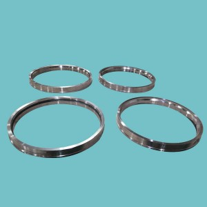 Container & Lid Rings DN400, AISI304