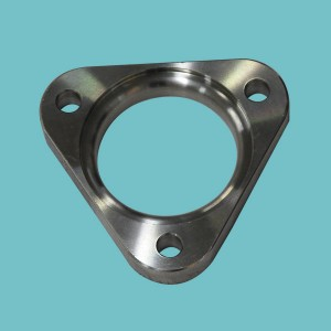 Triangle Flanges/Three Hole Flange