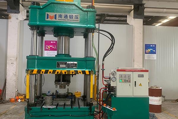 Four-Column-Hydraulic-Press-Machine-350T-